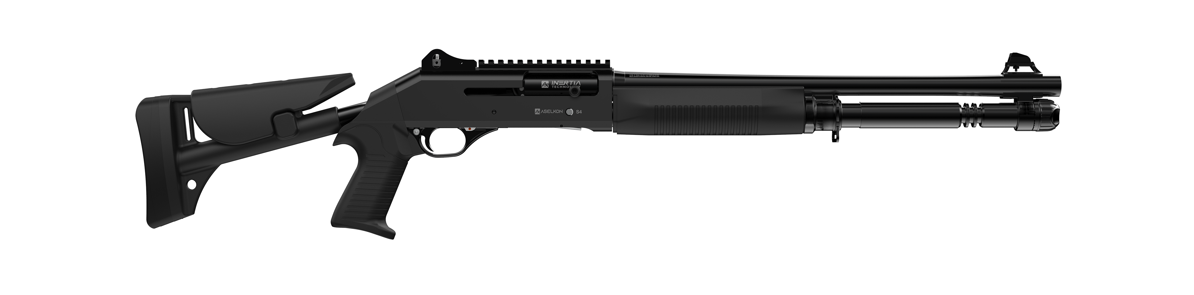 ASK S4 Hybrid Tactical Telescopic